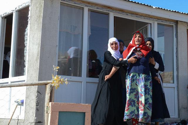 Öldürülen Aydın Muştu'nun ailesi terör örgütünü lanetledi