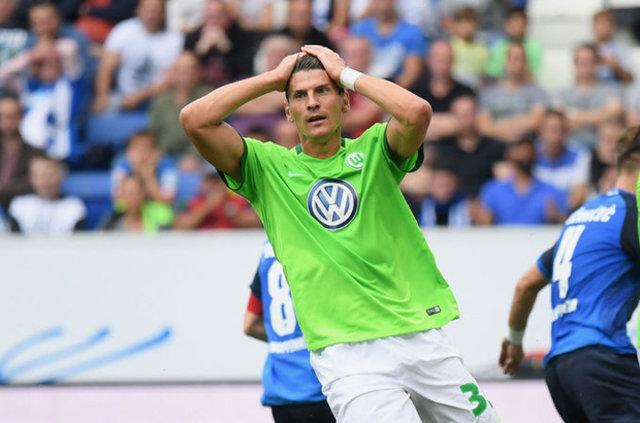 Mario Gomez: Wolfsburg'a Şampiyonlar Ligi için geldim