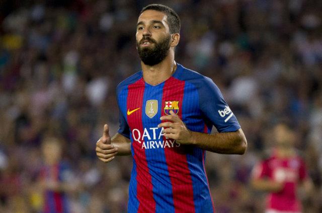 Barcelona forması giyen Arda Turan, La Liga'ya damga vurmaya devam ediyor