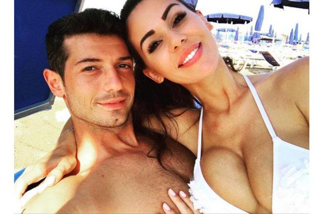 Dzemaili'nin eşi Erjona Sulejmani Avrupa'nın en 'çekici' taraftarı seçildi!