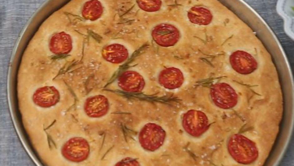 Domatesli ekmek