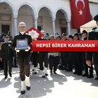 'DİK DURACAĞIZ, ŞEREFSİZLERİ SEVİNDİRMEYECEĞİZ'