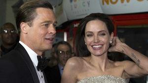 Angelina Jolie ile Brad Pitt bir araya geldi