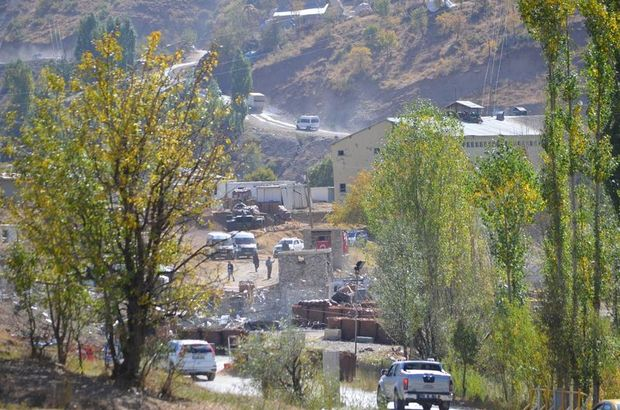 'Şemdinli saldırısında 5 sivil hayatını kaybetti'