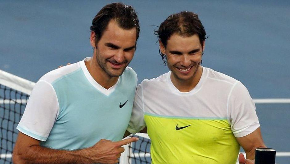 Rafael Nadal - Roger Federer