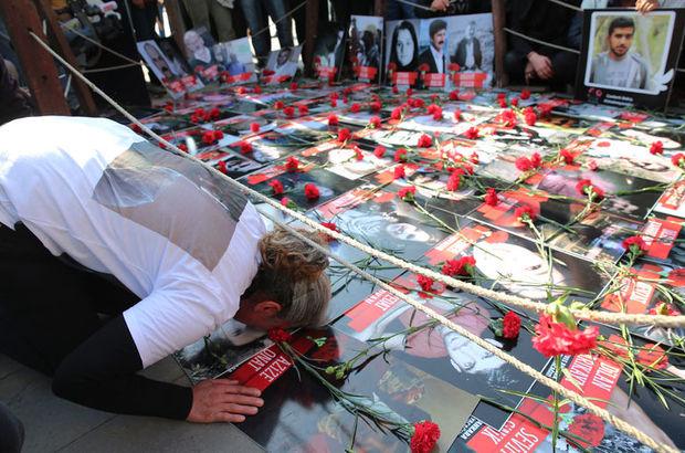 Ankara Garı'nda anma töreni! Polisten biber gazlı müdahale