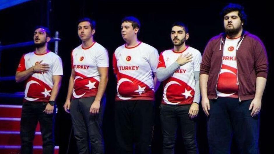 CS:GO Türk Milli Takımımız
