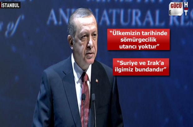 Cumhurbaşkanı Erdoğan Dünya Enerji Zirvesi