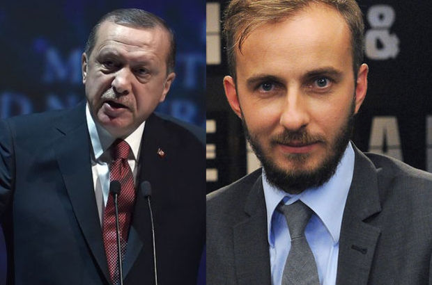 Recep Tayyip Erdoğan Jan Böhmermann