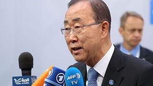 BM Genel Sekreteri Ban Ki-mun'dan Suriye açıklaması