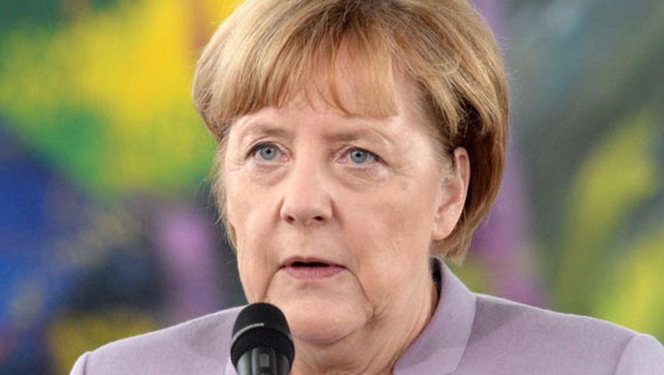 Angela Merkel binali yıldırım
