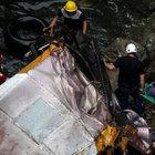 Meksika'da otobüs kazası: 10 ölü