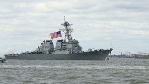 Kızıldeniz'de ABD savaş gemisine yönelik saldırı