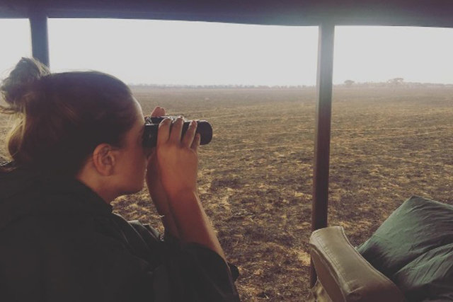 Doğa Rutkay: 'Artık Afrika'ya  gitmem'