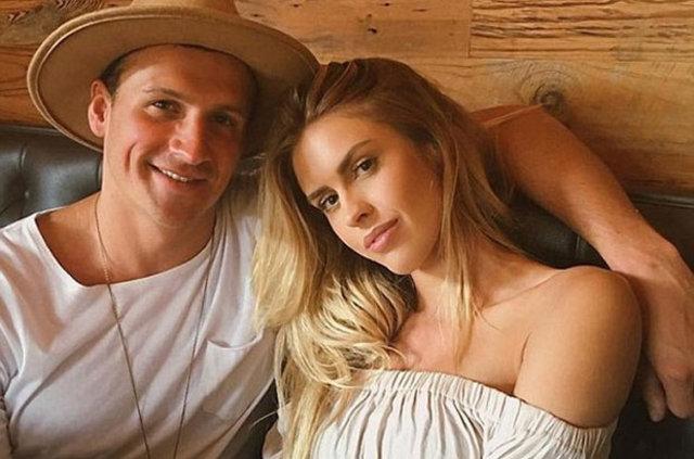 Ryan Lochte, Playboy modeliyle evleniyor