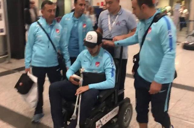 Fenerbahçe'de Ozan Tufan üzüntüsü!