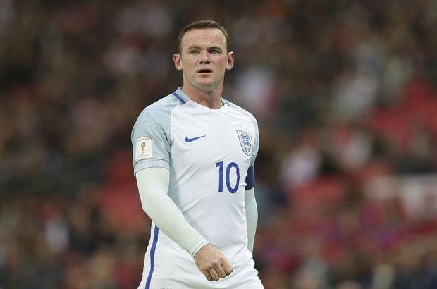 Wayne Rooney İngiltere Manchester United