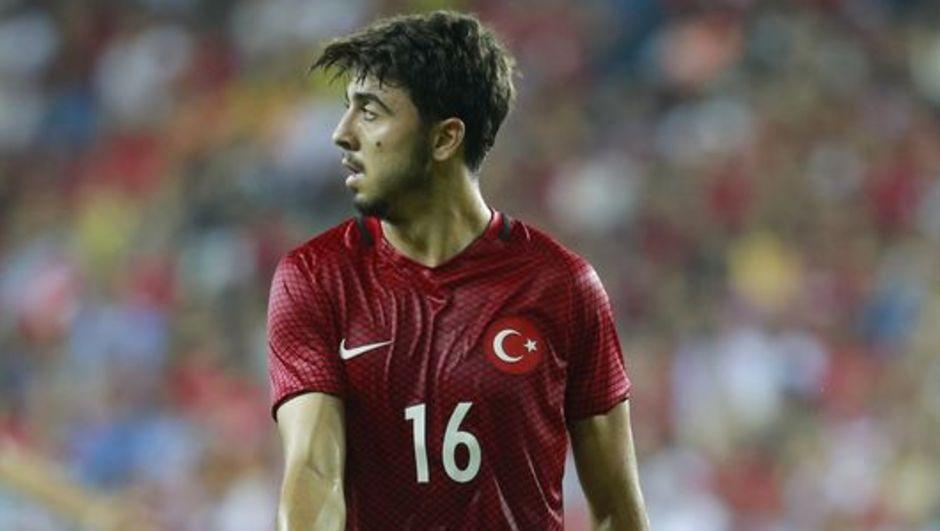 Fenerbahçe Ozan Tufan FIFA A Milli Takım İzlanda