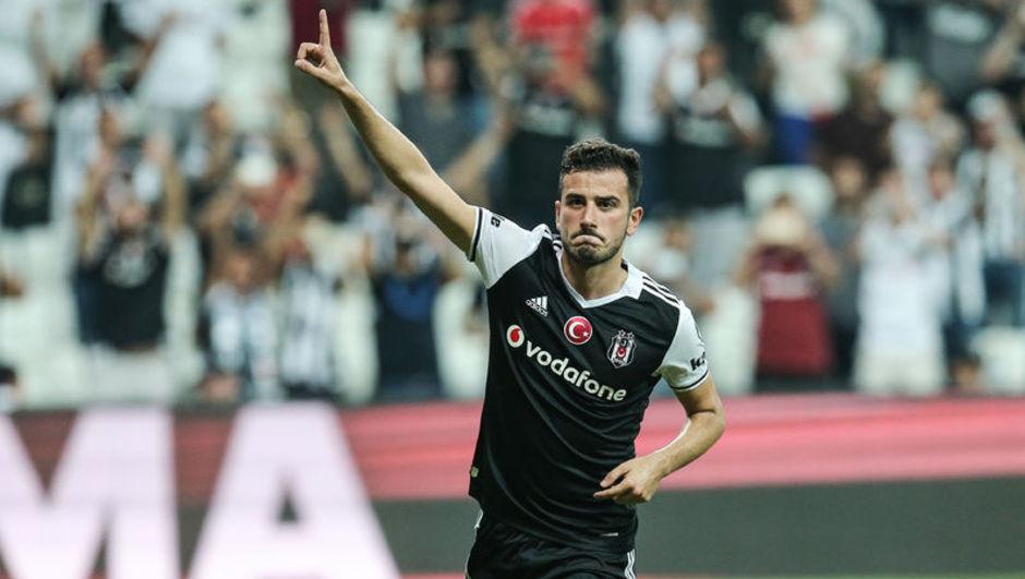 Beşiktaş Oğuzhan Özyakup