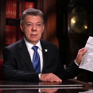 Kolombiya'da FARC'tan sonra onlarla da barış görüşmeleri başlıyor