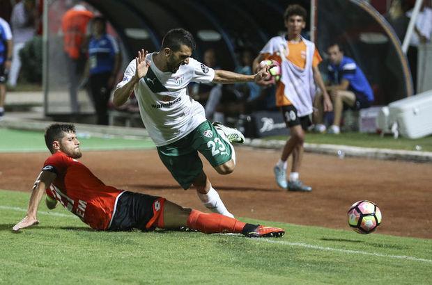 Aziz Eraltay Bursaspor