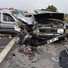 FETÖ'den açığa alınan polis kazada öldü