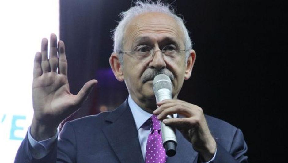 Kemal Kılıçdaroğlu Mudanya