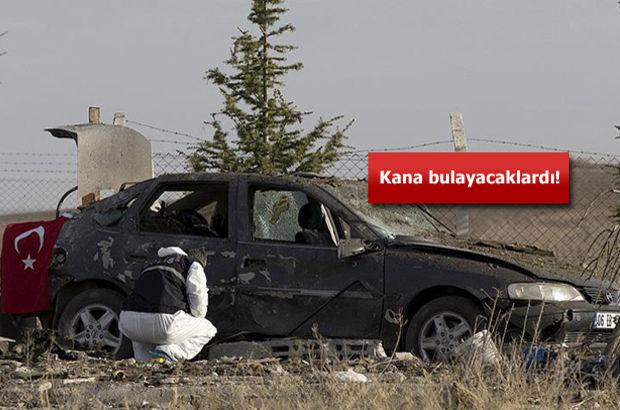 Ankara Canlı bomba