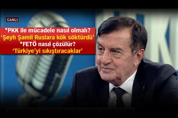 Osman Pamukoğlu'ndan Teke Tek'te çarpıcı açıklamalar
