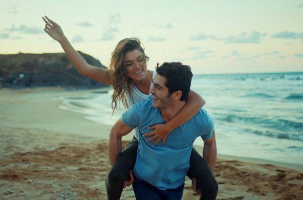Hayat ve Murat aşk sarhoşu!