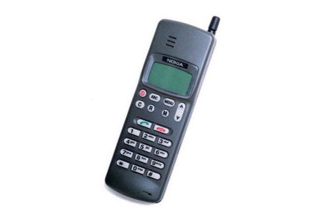 Eski model Nokia telefon hayat kurtardı
