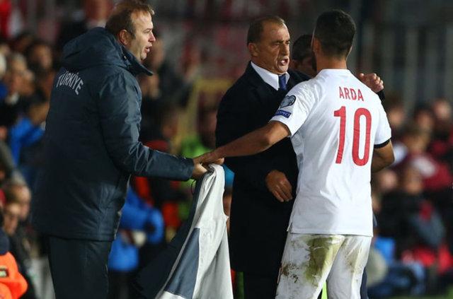 TFF'nin milli takımlardan sorumlu yöneticisi Ali Dürüst, Fatih Terim hakkında açıklamalarda bulundu