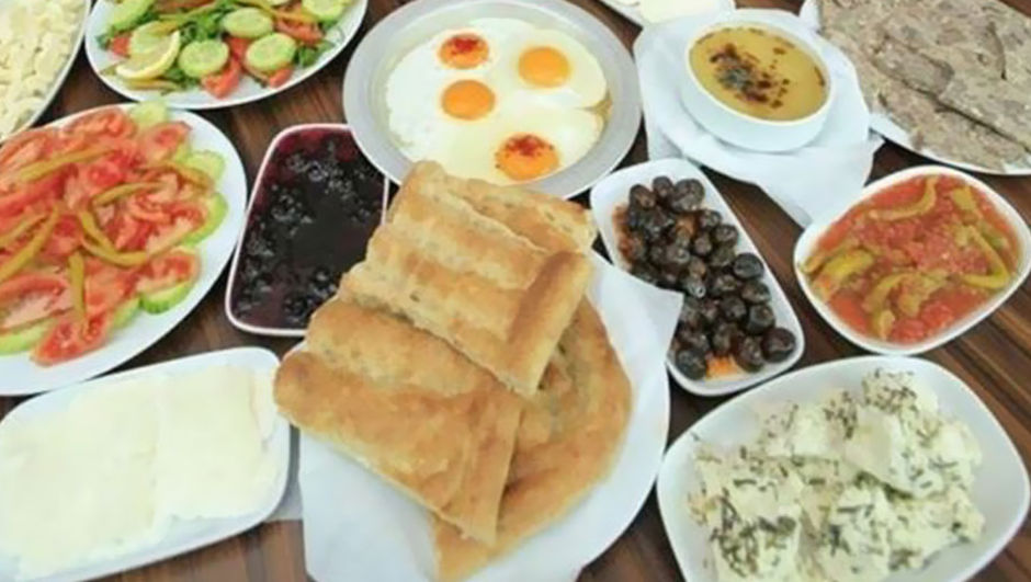 Diyabet kahvaltısı