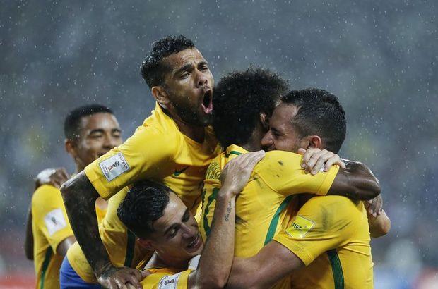 Dünya Kupası Elemeleri Brezilya