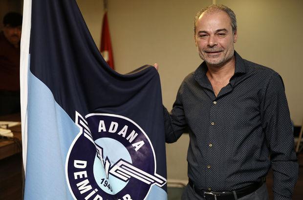 Adana Demirspor Engin İpekoğlu
