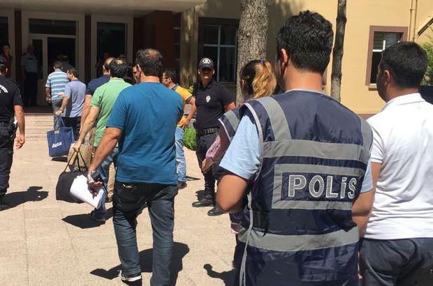 IŞİD Operasyonlarında Gözaltına Alınan 13 Kişi Serbest 56