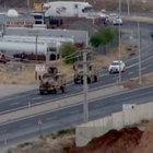 Türkiye-Irak sınırına askeri sevkiyat