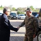 Genelkurmay Başkanı Hulusi Akar Hakkari'ye gitti