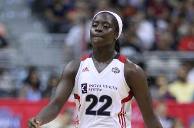 Matee Ajavon BOTAŞ WNBA