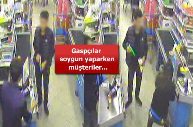 İstanbul soygun