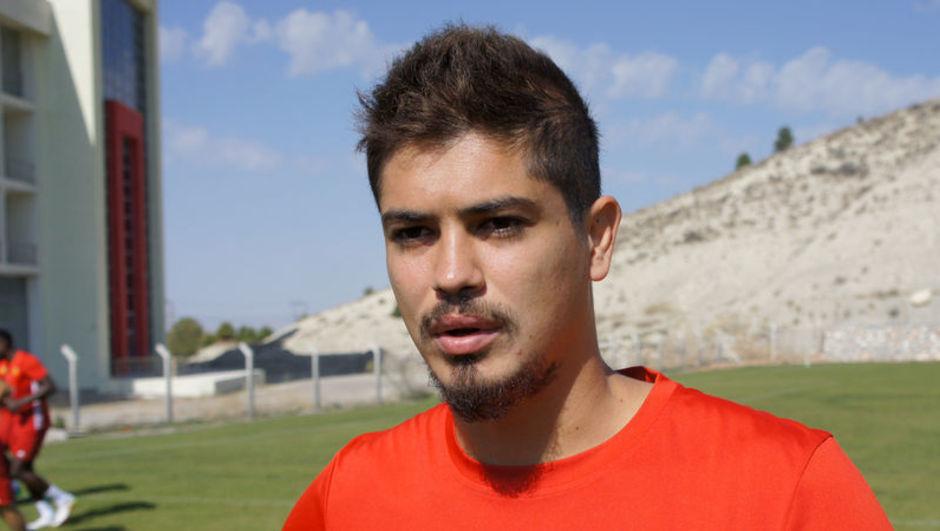 Yeni Malatyaspor Mehmet Sak