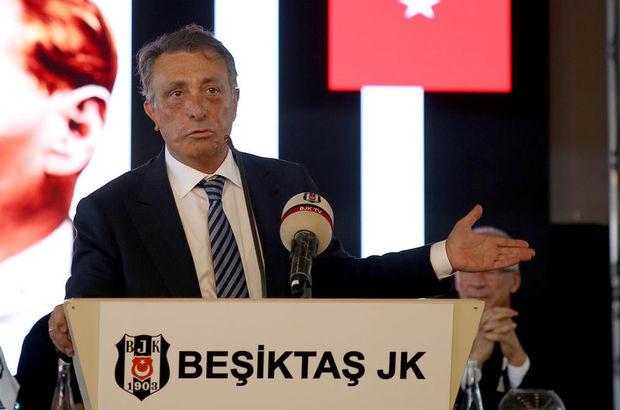 Ahmet Nur Çebi Beşiktaş