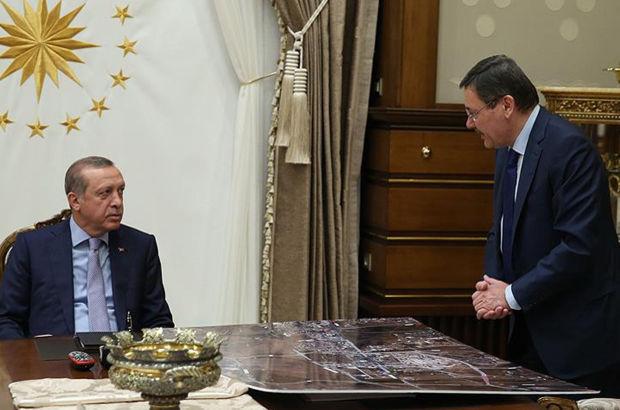 Recep Tayyip Erdoğan Melih Gökçek