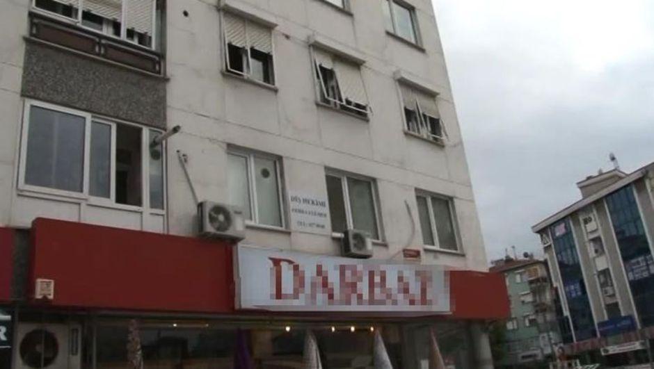 Ankara AVM intihar