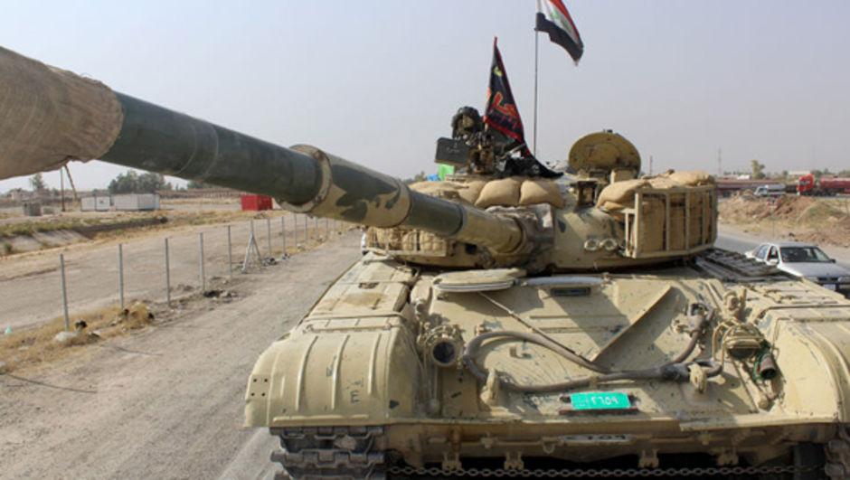 Irak Musul DAEŞ