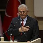 Başbakan Yıldırım, AK Parti milletvekilleriyle görüştü