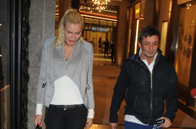 Murat Varol sevgilisiyle yakalandı