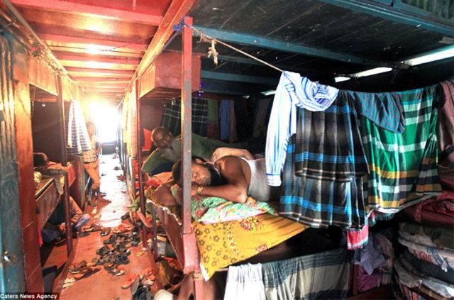 Bangladeş'te bulunan sıra dışı Faridpur oteli