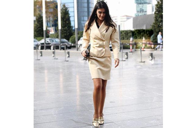 Vloggerların İstanbul Moda Haftası stilleri