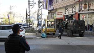 Polis HDP binalarında arama yaptı